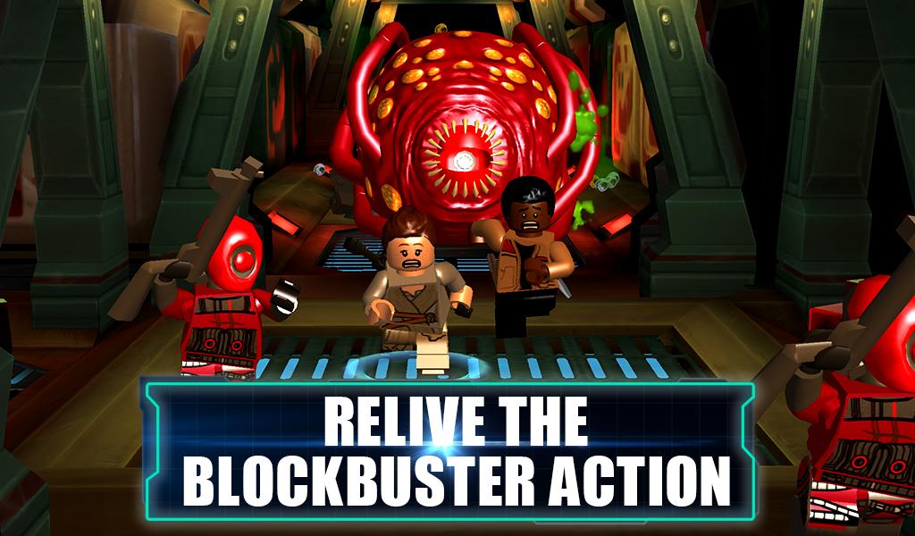 """LEGO? STAR WARS"""": El Despertar de la Fuerza screenshot 2"""