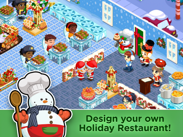Restaurant Story: Christmas 1.5.5.8 Download APK for Android - Aptoide