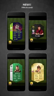 FUT Card Builder 18 screenshot 1