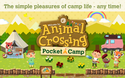 Animal Crossing Pocket Camp screenshot 1