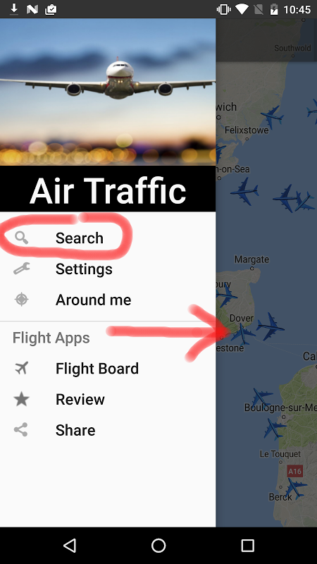 Air Traffic screenshot 2