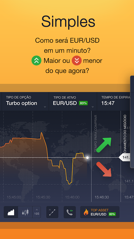 IQ Option – Online Trading Platform screenshot 2