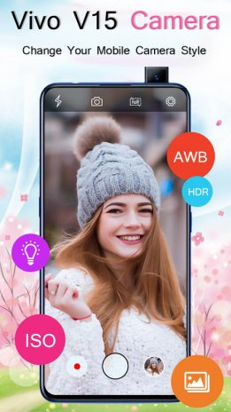 Vivo V15 Camera : Perfect Sweet Camera New Update Download APK for