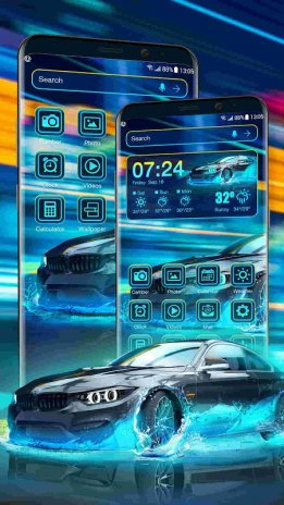 Car launcher theme &wallpaper release_2 2 0 Download APK for