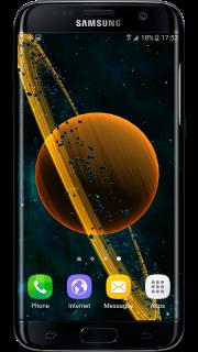 3D Solar System LWP screenshot 12