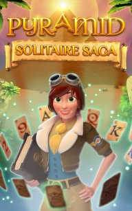 Pyramid Solitaire Saga screenshot 12
