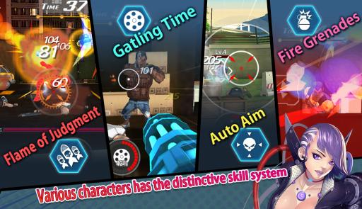 Over Touch : Gun Shooting screenshot 14