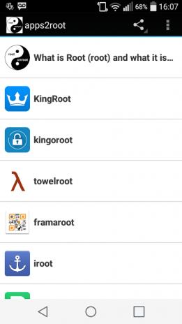 Kingroot Xda