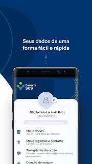 Conecte SUS screenshot 1