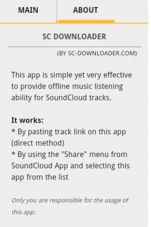 SoundCloud Downloader 1 Download APK for Android - Aptoide
