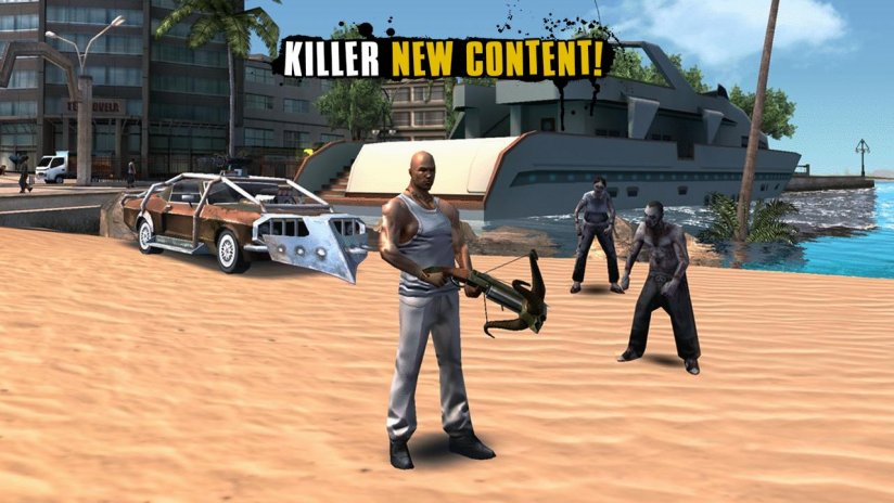 Gangstar Rio: City of Saints 1 2 1g Download APK for Android
