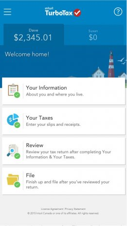 TurboTax Free (Canada) 1 1 0 Download APK for Android - Aptoide