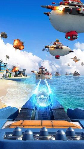 Sea Game: Mega Carrier screenshot 6