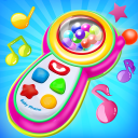 Cute Baby Phone Toy Fun