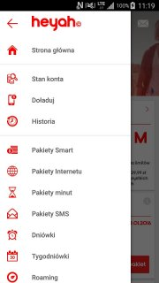Mój T-Mobile screenshot 2