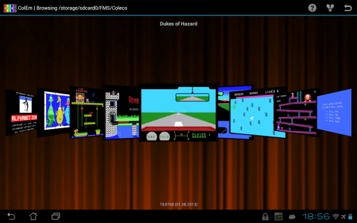 ColEm - Free Coleco Emulator screenshot 19