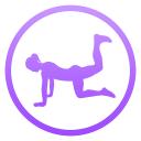 Esercizi Giornalieri Glutei - Routine fitness
