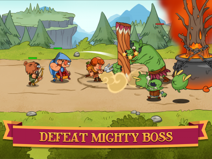 Semi Heroes: Idle RPG (Unreleased) screenshot 9