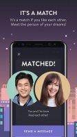Paktor: Meet New People Screen