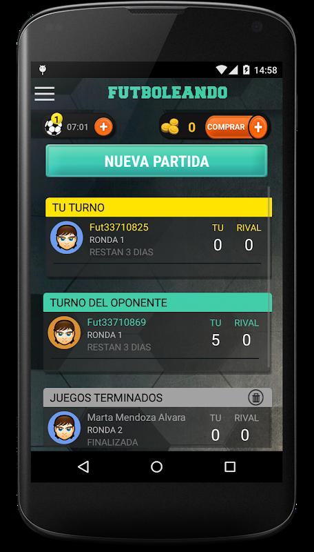 Futboleando online dating