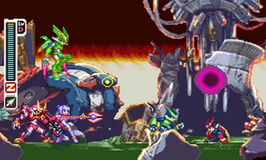 Megaman Zero 3 3 0 ดาวน์โหลด APKสำหรับแอนดรอยด์- Aptoide