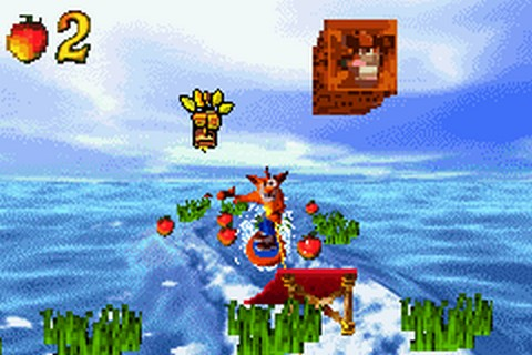 Crash Bandicoot 2: N-Tranced screenshot 3