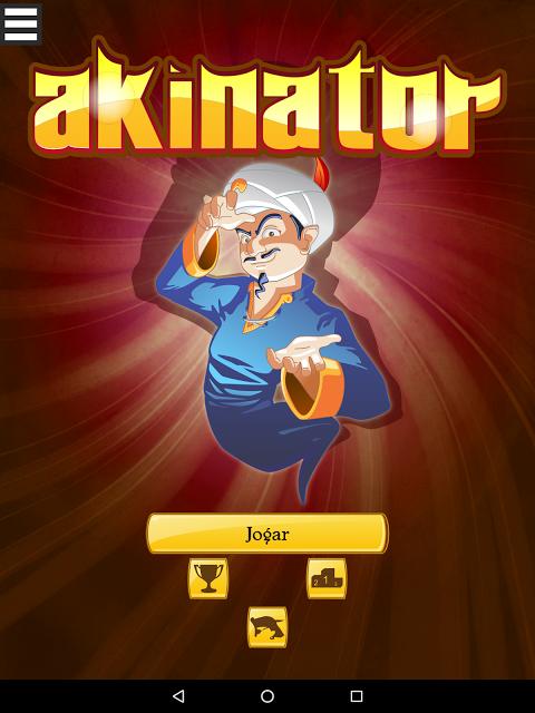 Akinator screenshot 1