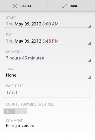 hours tracker work time sheet 2 7 1 download apk for android aptoide