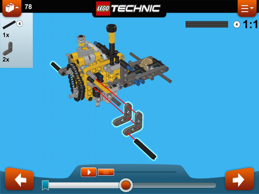 Lego building instructions download apk for android for Build house app