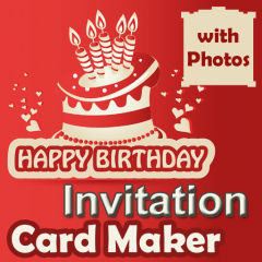 Birthday Invitation Card Maker 1 0 Download Apk For Android