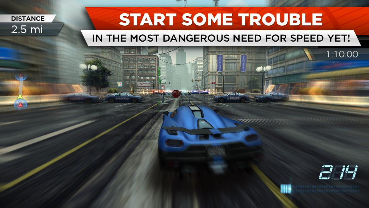 Need For Speed Most Wanted 1 3 128 Download Android Apk Aptoide