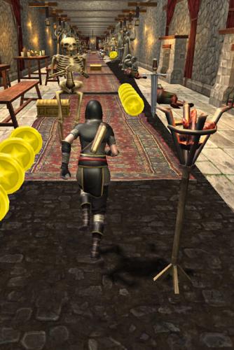 Temple Danger Run screenshot 2