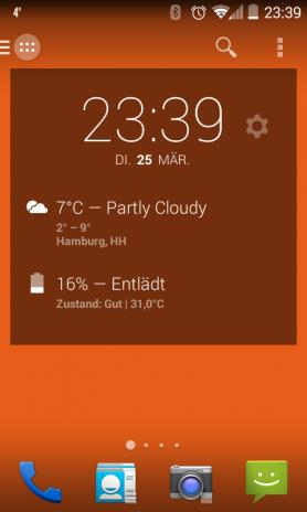 Battery Live Wallpaper Screenshot 6