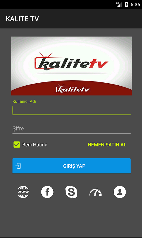 Kalite TV screenshot 1