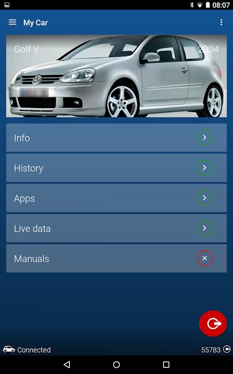 OBDeleven PRO car diagnostics app VAG OBD2 Scanner screenshot 21