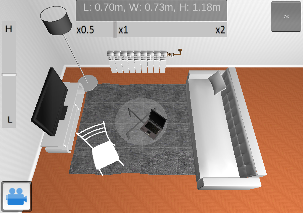 Room Creator Interior Design screenshot 2