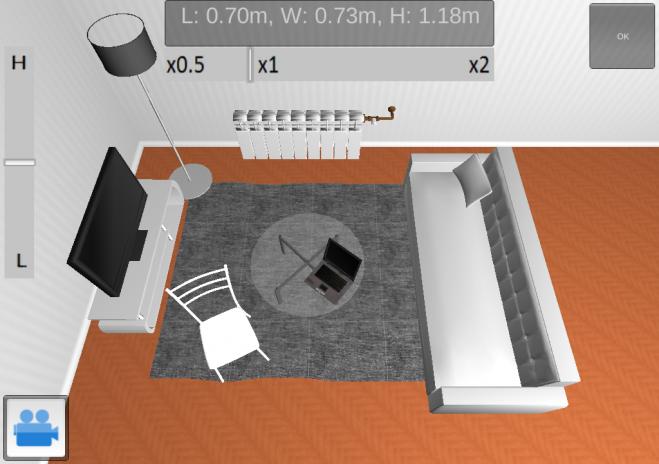 Room Creator Interior Design Screenshot 1 2