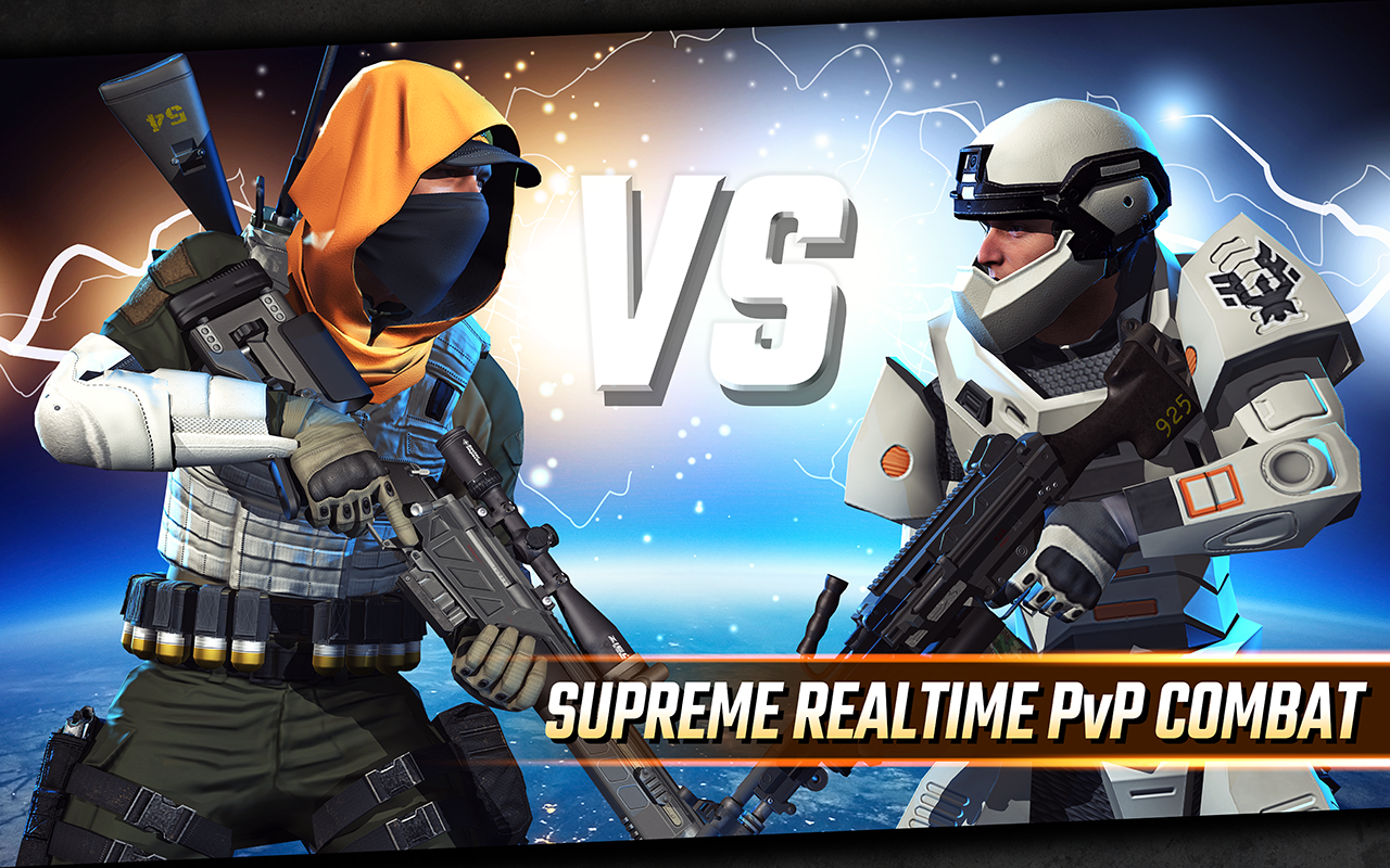 Sniper Strike – FPS 3D Shooting Game screenshot 2