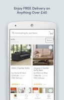 Wayfair - Furniture & Decor Screen