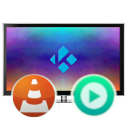 TVlc - Web Audio Player & Vlc/Kodi TV Remote