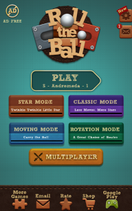 Roll the Ball� - slide puzzle screenshot 5