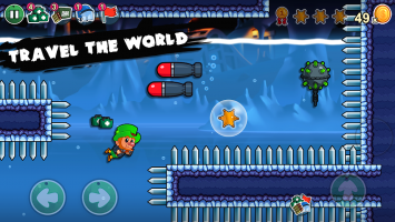 Lep's World Z Screen
