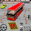 Mini Bus parking Mania 2018: City Bus Driving
