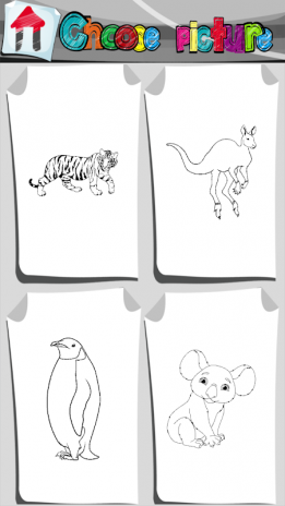 Niedlich Malbuch Zoo Tiere Ideen - Ideen färben - blsbooks.com