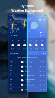 Weather Forecast - Weather Live & Radar & Widget screenshot 1