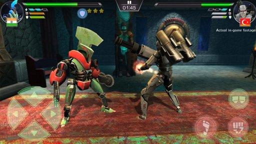Clash Of Robots screenshot 4