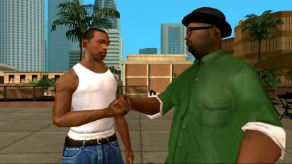 grand theft auto san andreas screenshot 9