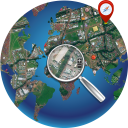 Vivere Terra Mappa 2020 - vista satellitare