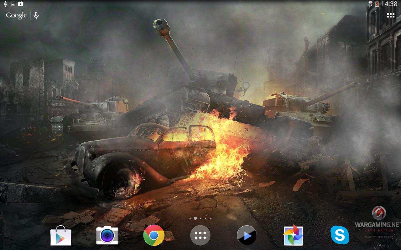 1 2 2world Of Tanks Live Wallpaper Tải Về Apk Android Aptoide