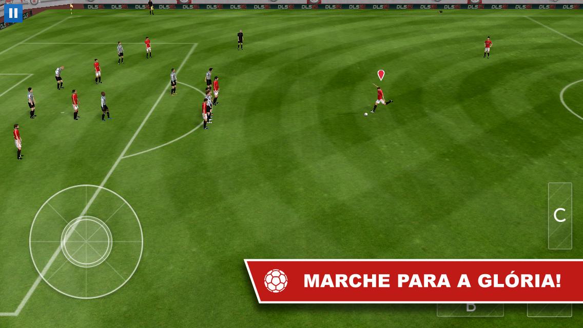 Dream League Soccer 2016 screenshot 2